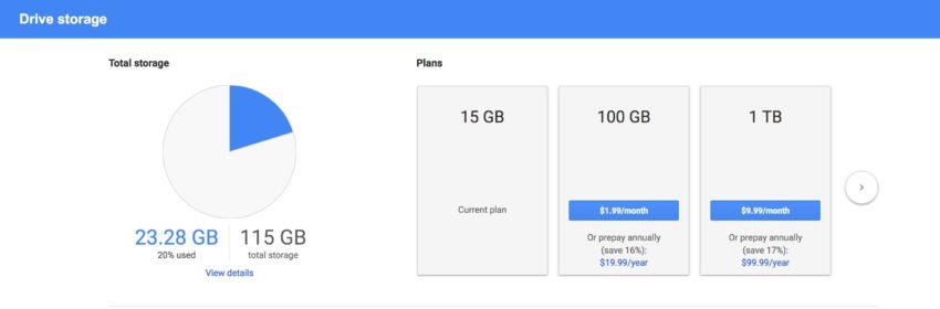 google-drive-annual-billing