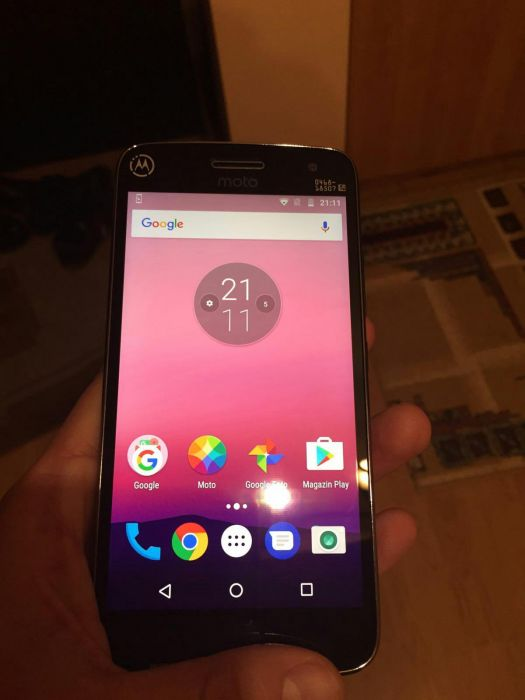 Wallpaper And Ringtones For Moto G5 Plus Available