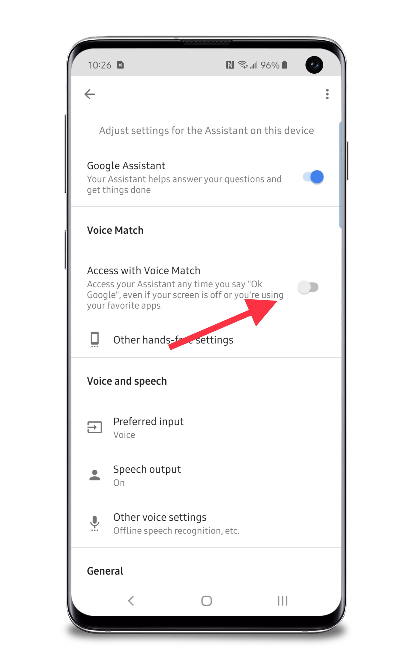 "Here's how to turn off ""Ok Google"" detection and Voice Match"