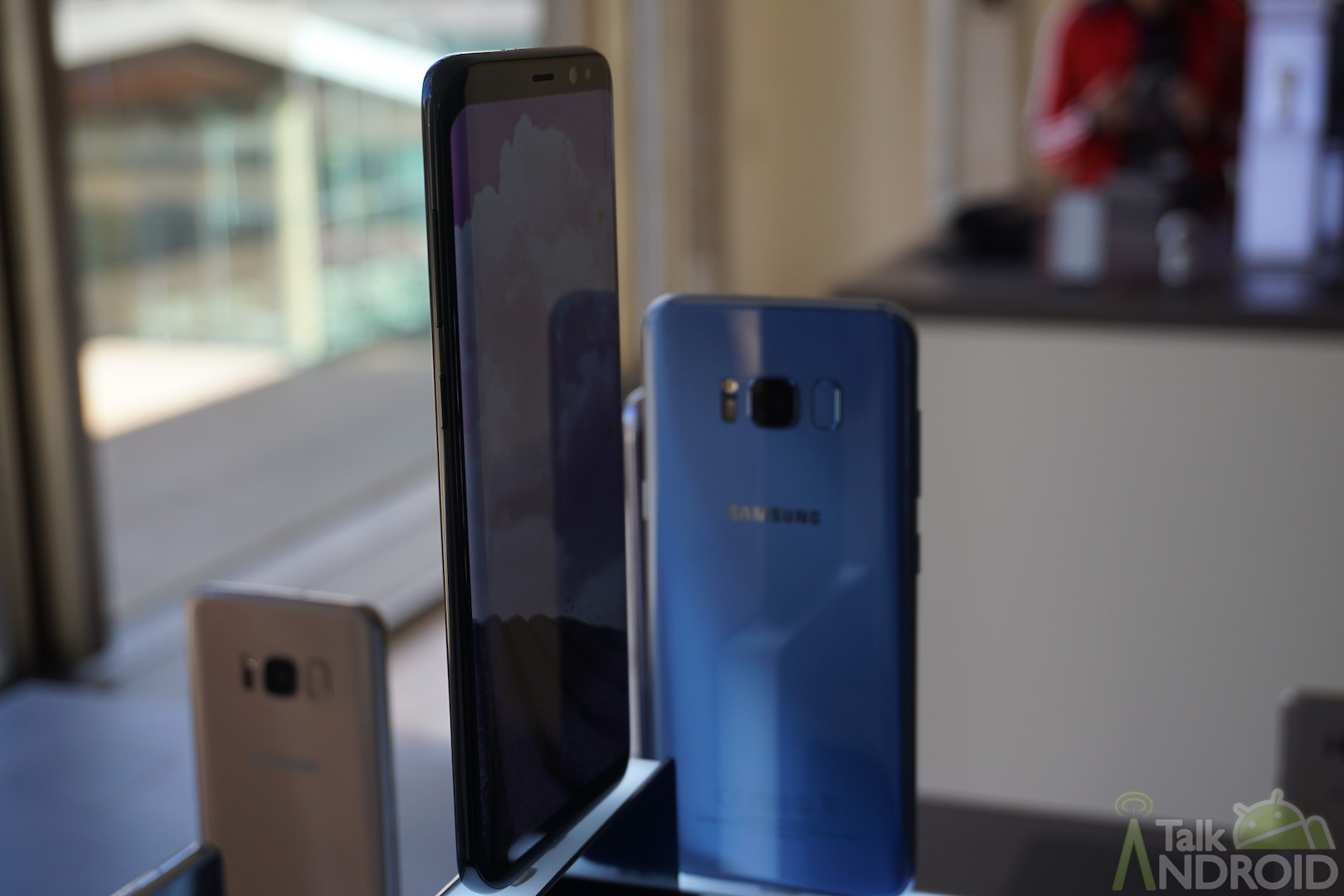 The Network introduced the Samsung Galaxy S9