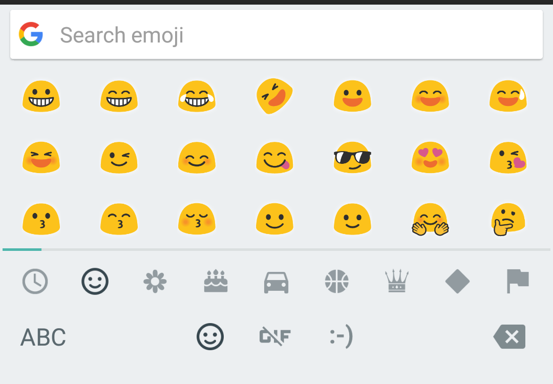 Missed Google's blob-emoji? They're back