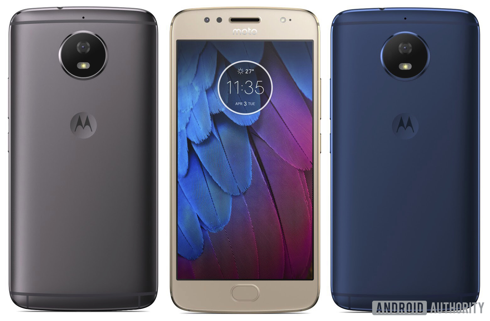 Motorola Moto G5S Wallpapers: More Motorola Images Leak, This Time Of The Moto G5S