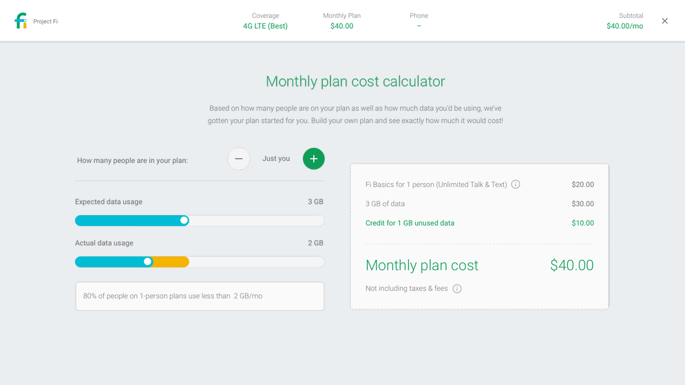 The new Fi Fit Quiz tells you if Project Fi is, well, a fit