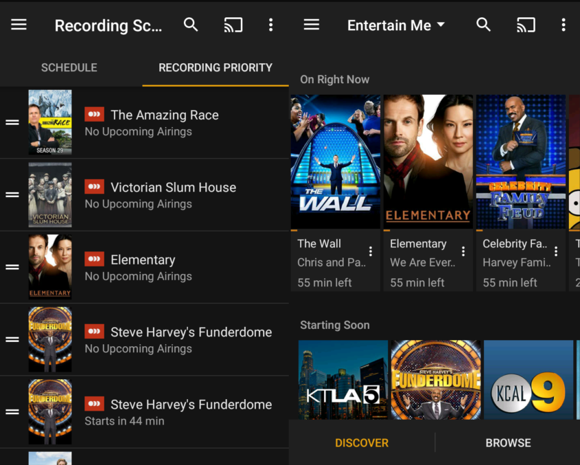 Plex brings Live TV to Android smartphones and tablets