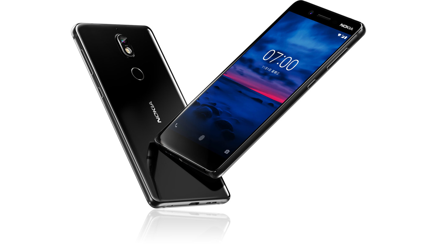 Range Nokia 7 launched with Snapdragon 630