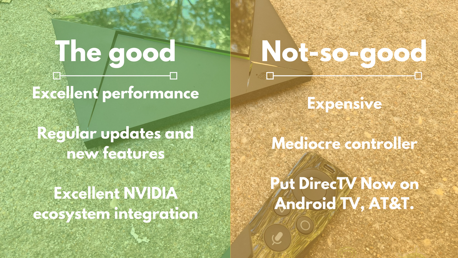 NVIDIA Shield TV review: The definitive Android TV experience |