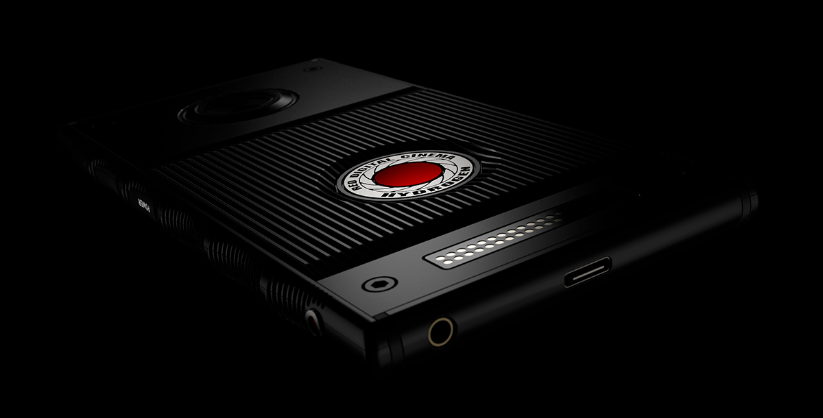 RED may ditch their Hydrogen One's only interesting feature
