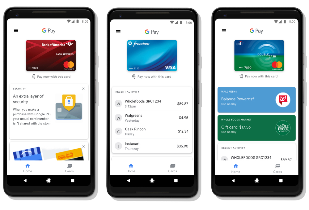 Google Pay to be rolled out in Singapore in 'coming weeks'