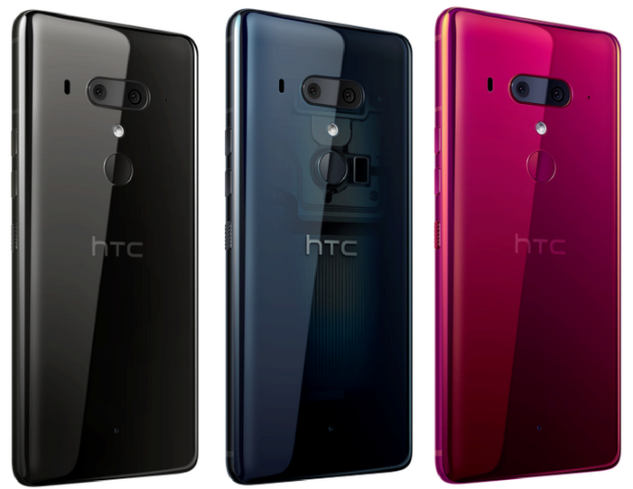 Android Pie is finally rolling out to HTC U12+ users in the US