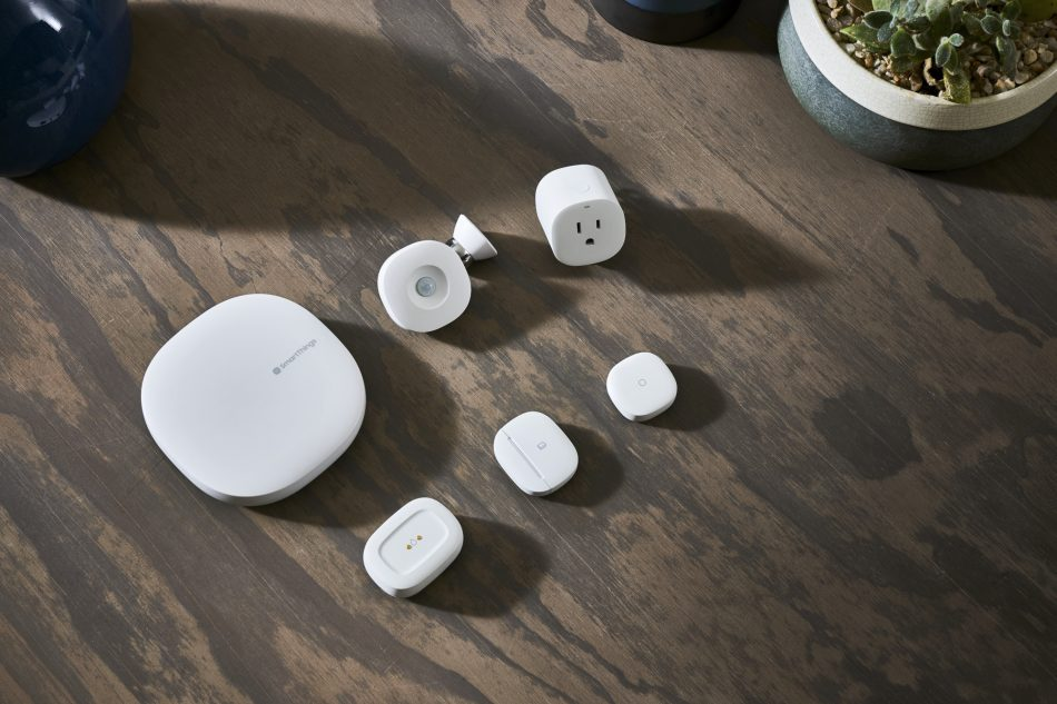 Samsung announces new SmartThings WiFi mesh system, powered