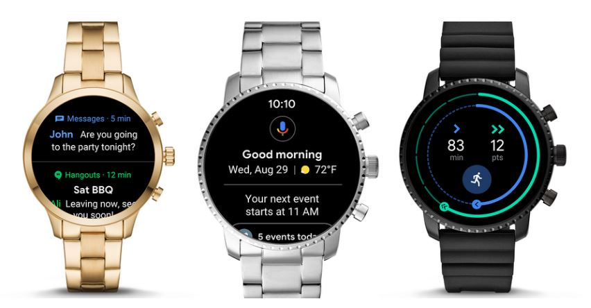 Google Smartwatch Operating System
