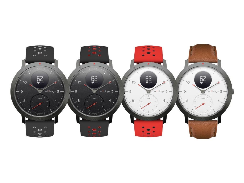Withings returns with the VO2 Max-packing Steel HR Sport hybrid
