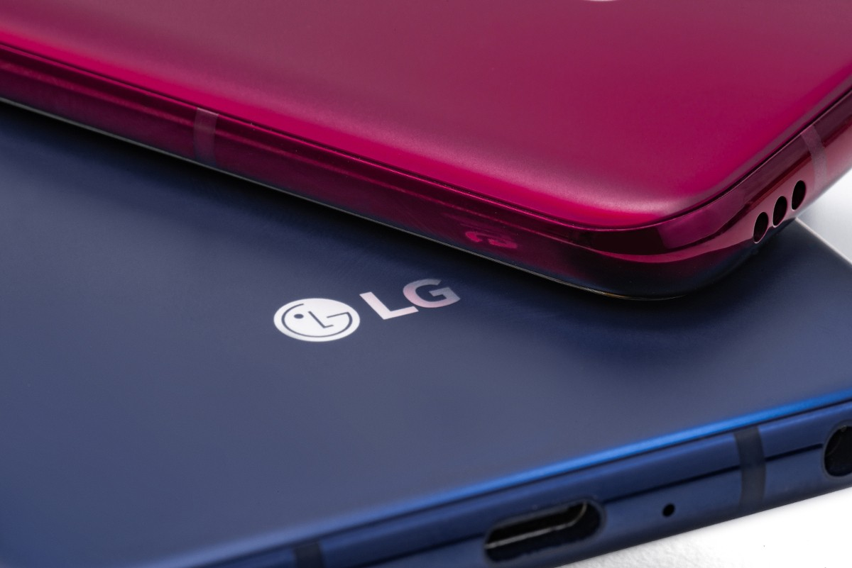 LG's update center proved a farce as the V40 receives Pie