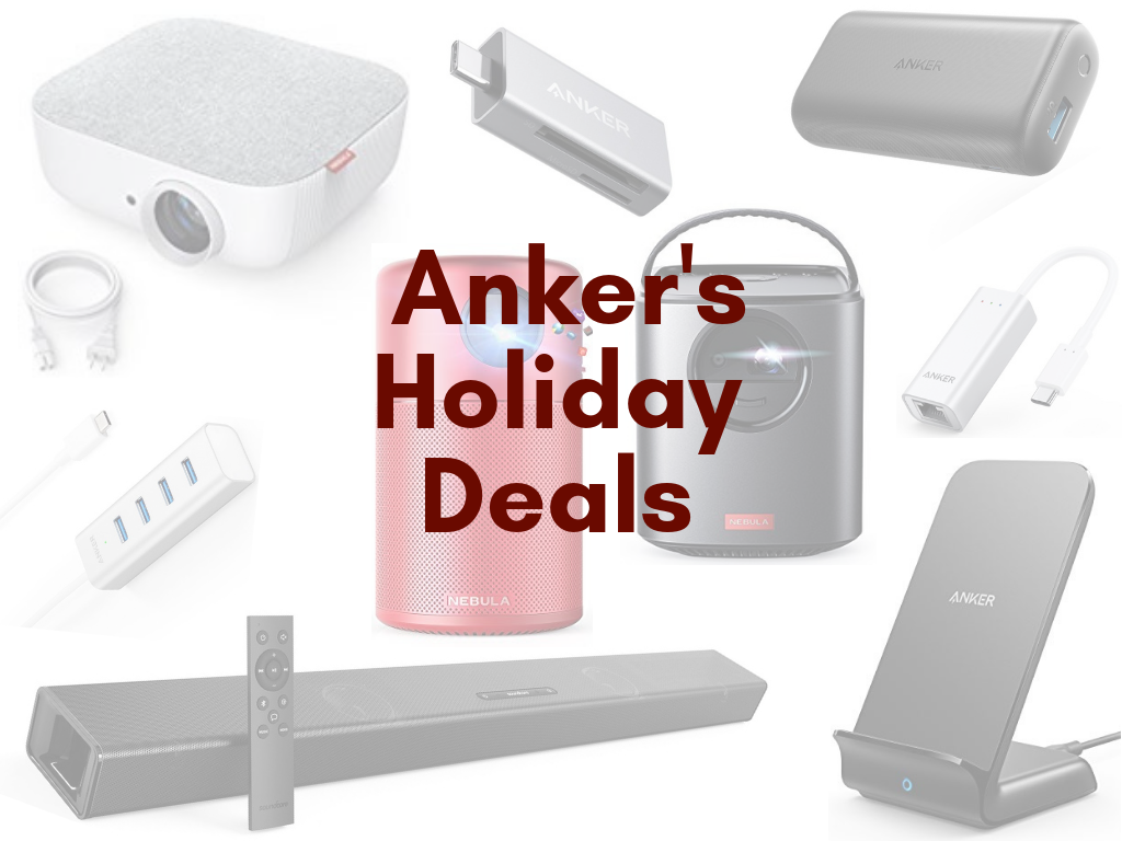 [Deal] Check out these Holiday Deals from Anker (US/UK)