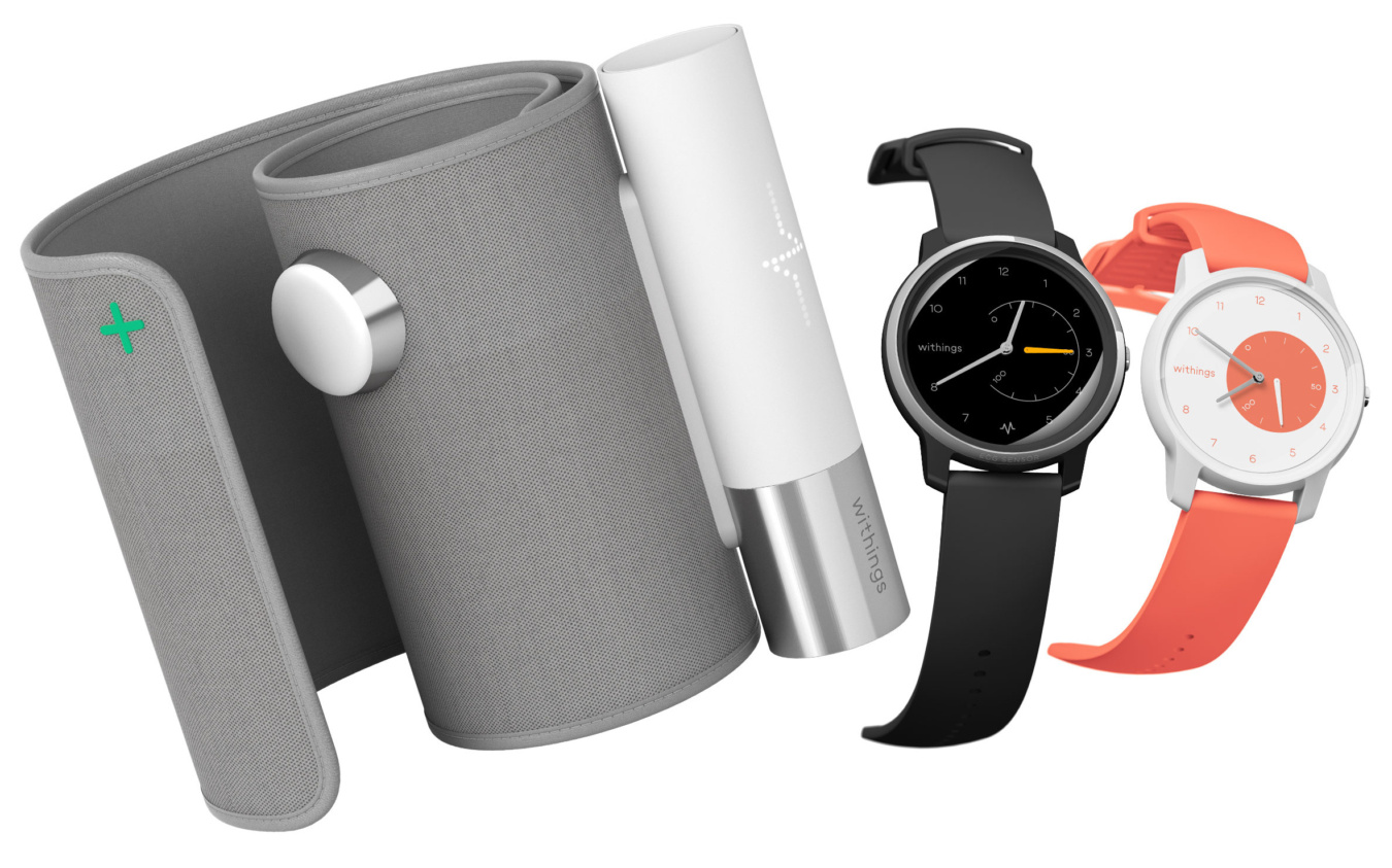 Withings Challenges Apple With First ECG Analog Watch