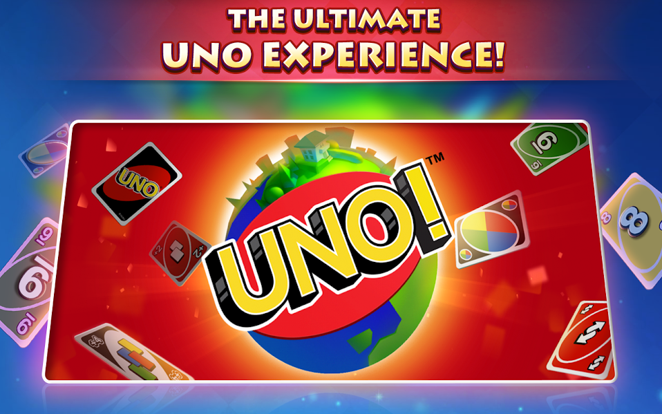 Mattell's classic UNO card game is now available on the Play