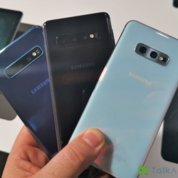 Samsung Galaxy S10 ties for highest DxOMark score at 109