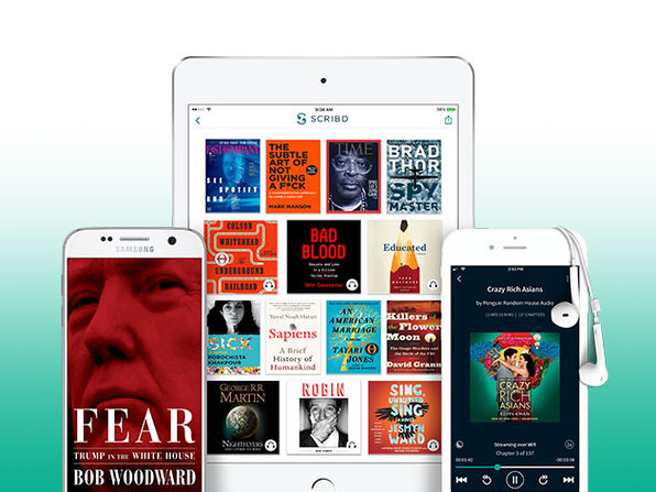 [TA Deals] Save over 30% on a subscription to Scribd