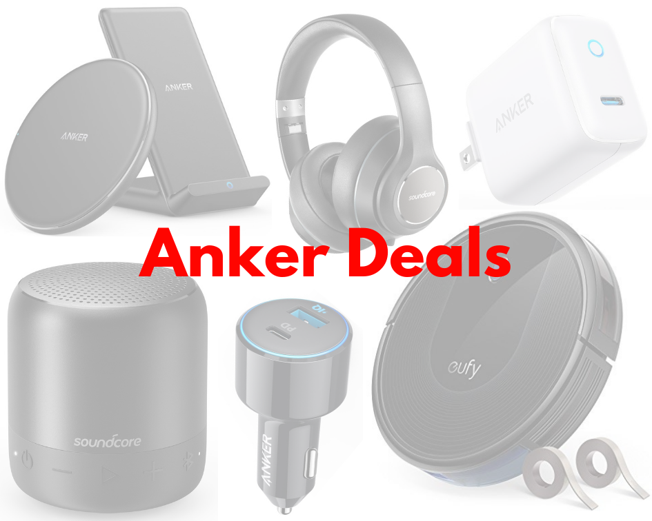 [Deal] Grab a big saving on these Anker accessories this weekend
