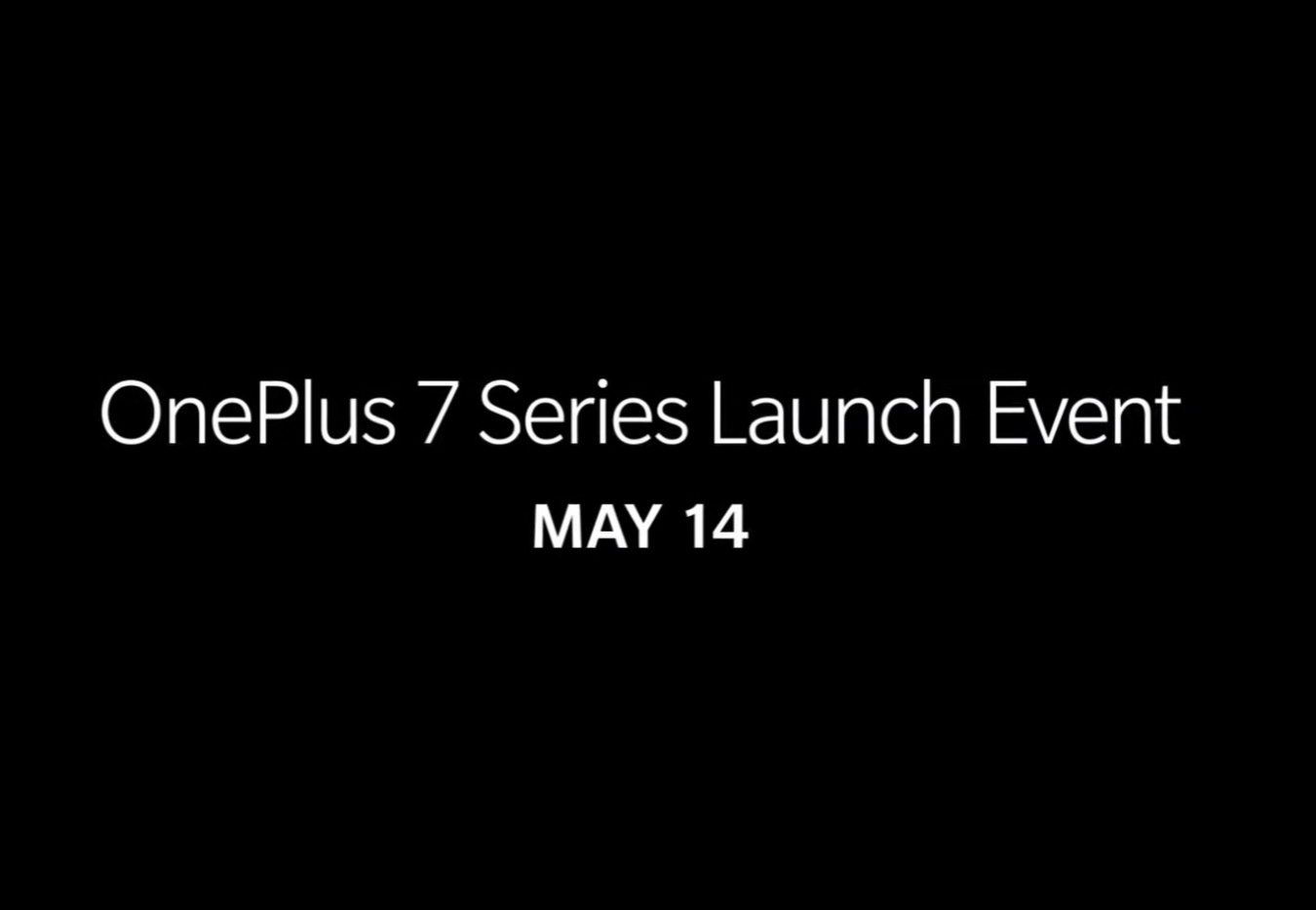 Watch the OnePlus 7 Pro launch live stream here