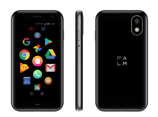 The unlocked Palm smartphone is now on sale for $349