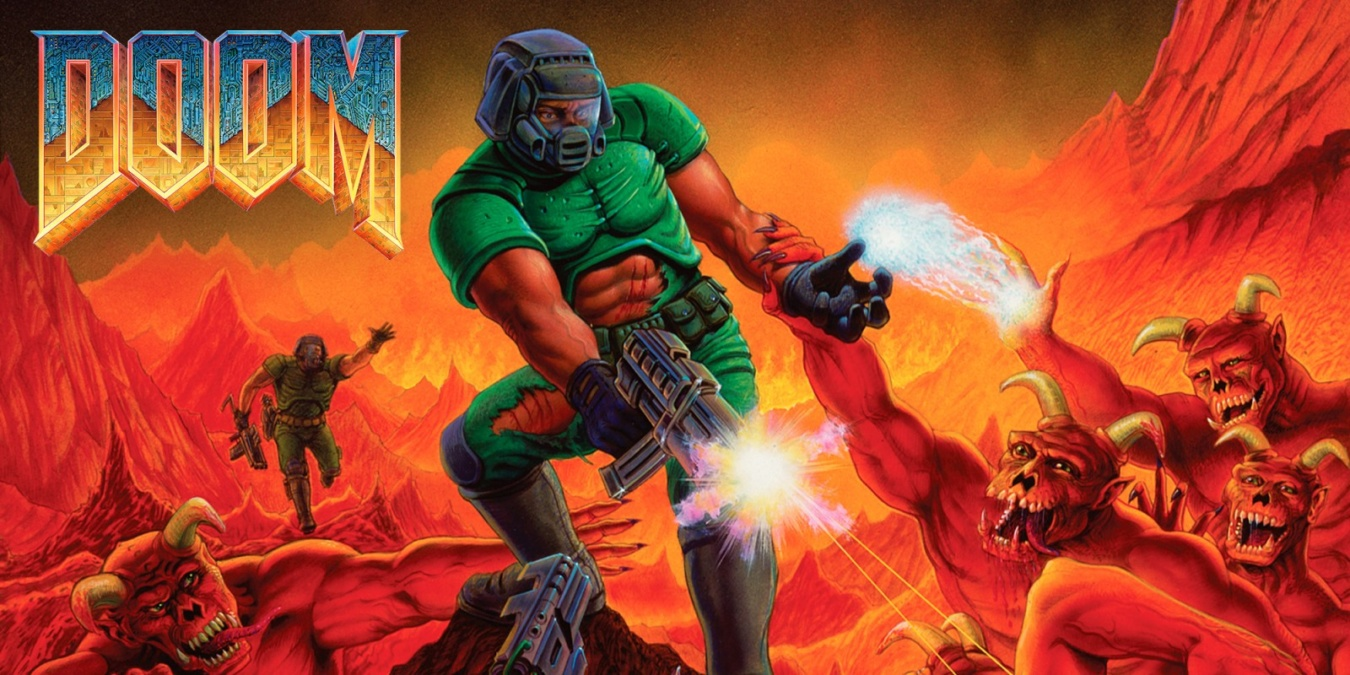 Relive 90's gaming with Bethesda's rereleases of DOOM and DOOM II on the Play Store