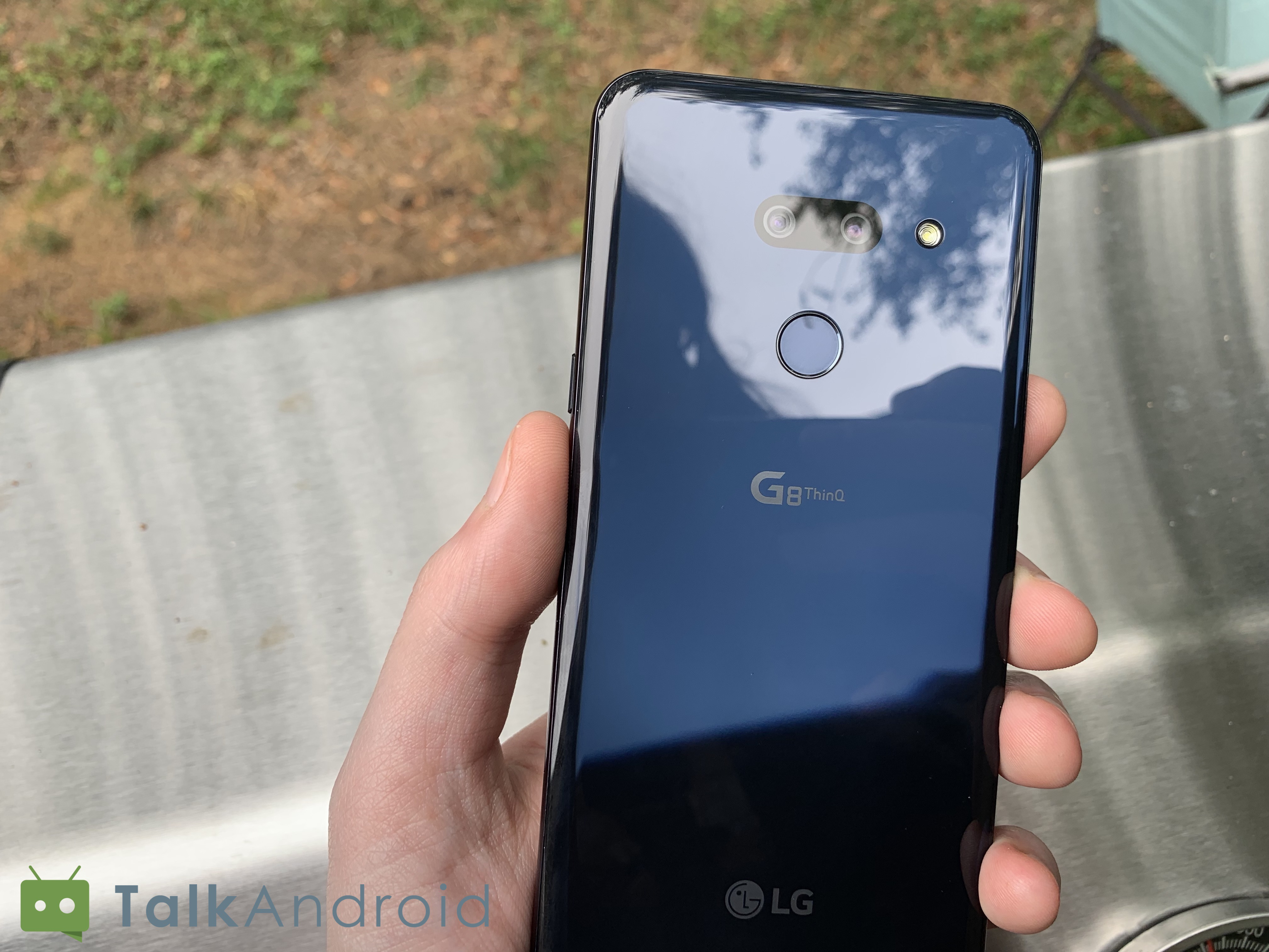 The LG G8 ThinQ is your best (and cheapest) Samsung Galaxy