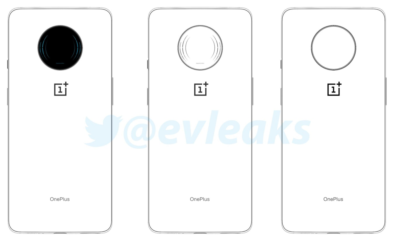 The OnePlus 7T could feature a circular rear camera housing