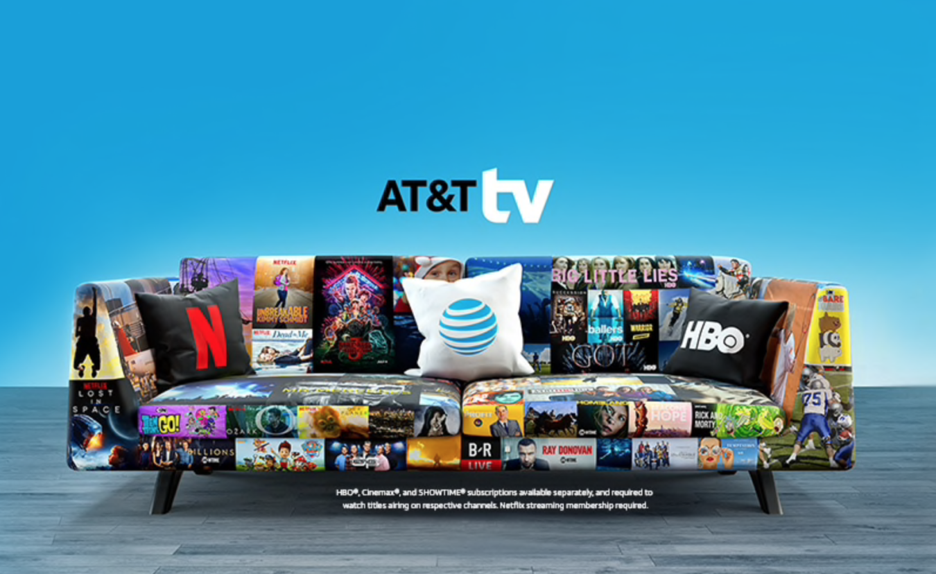 AT&T begins their expensive and confusing DirecTV Now rebrand, launches the new AT&T TV
