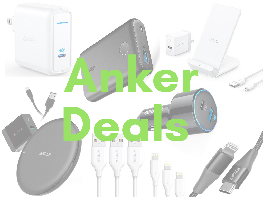 [Deal] Check out these Deal of the Day savings on Anker's charging accessories