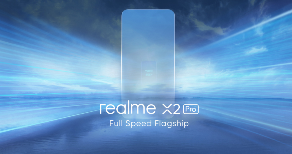 Realme's X2 Pro value flagship includes 90hz display and 50W SuperVOOC charging