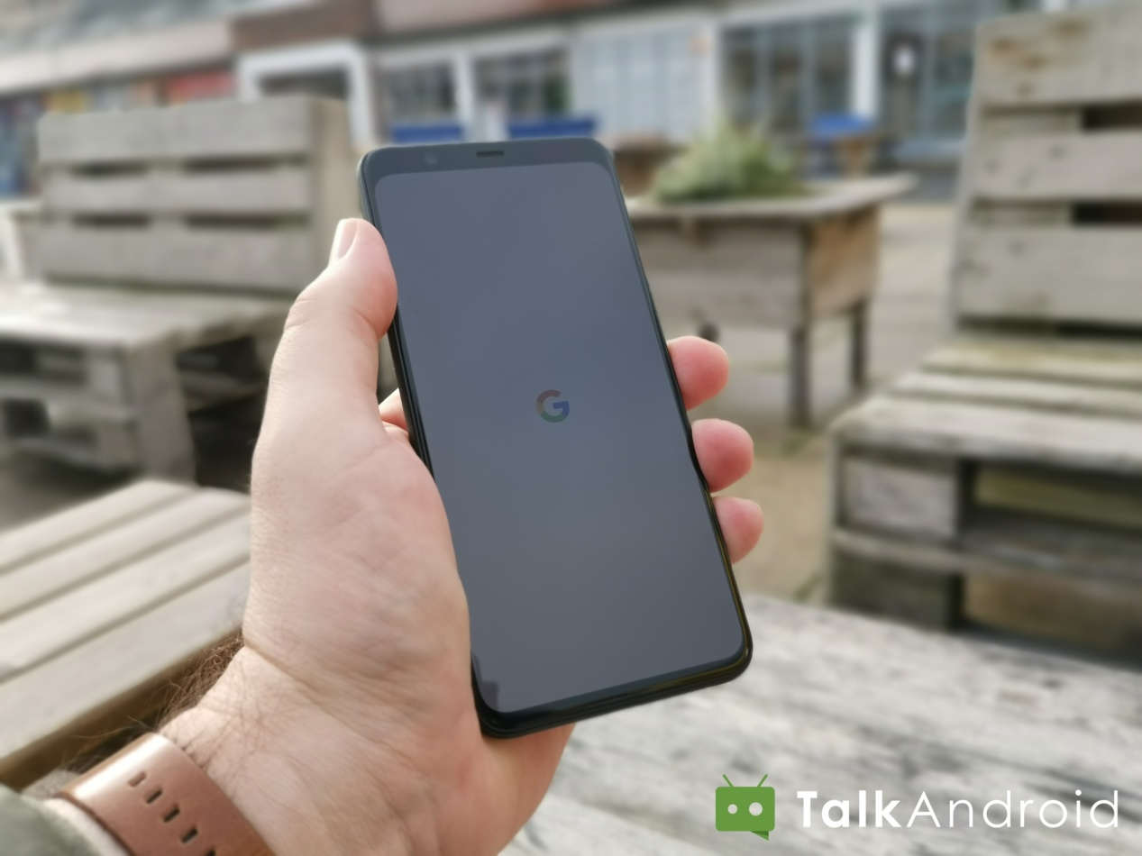 Google limits the Pixel 4 display's maximum brightness to save tiny battery