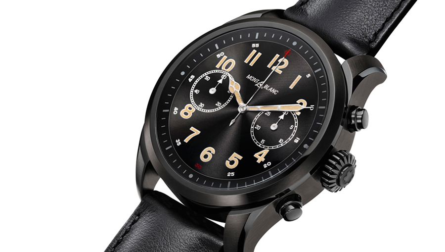 Montblanc Summit 2+ is poised to be a rare LTE Wear OS smartwatch