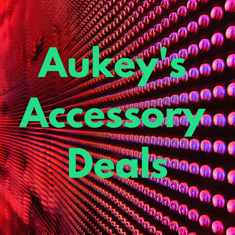 [Deal] Grab a payday saving with these discounted Aukey accessories